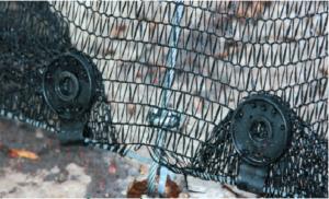 accesorios sujetador de fibras tejidas fibras plasticas