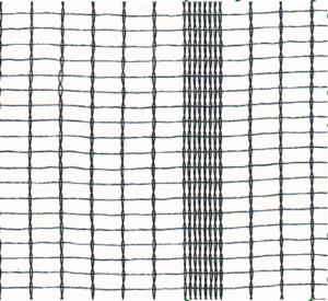 antigranizo negro fibras plasticas