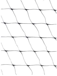 antipajaros extruida fibras plasticas