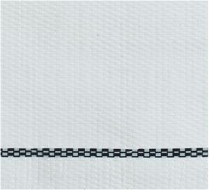 cubresuelo blanco fibras plasticas
